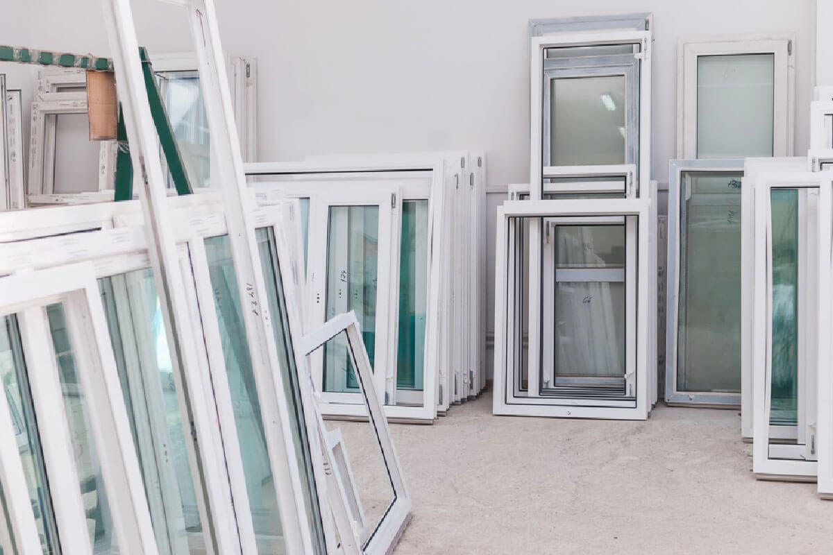 Replacement Window Suppliers Staffordshire
